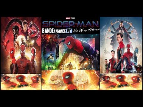 La bande-annonce de «Spider-Man: No Return Home» est recréée uniquement avec des images du dessin des années 1990